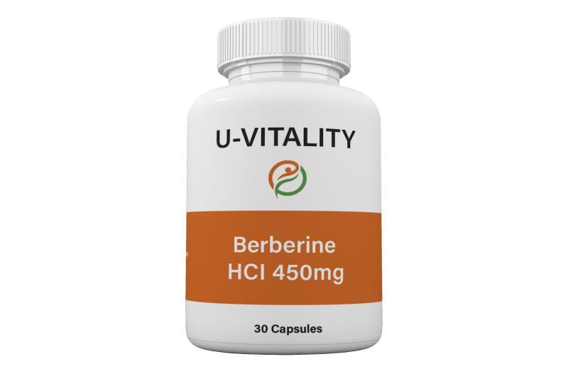 Berberine HCI 450mg