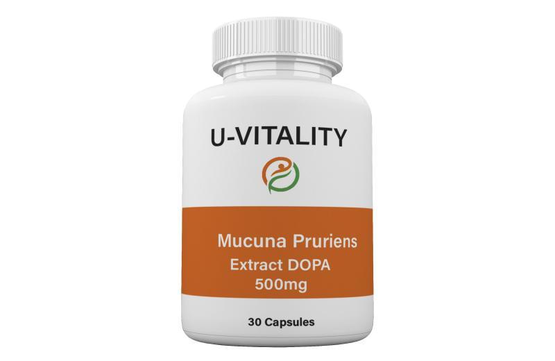 Mucuna Pruriens 500mg