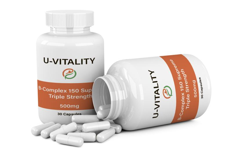 Vitamin B - 150 500 mg