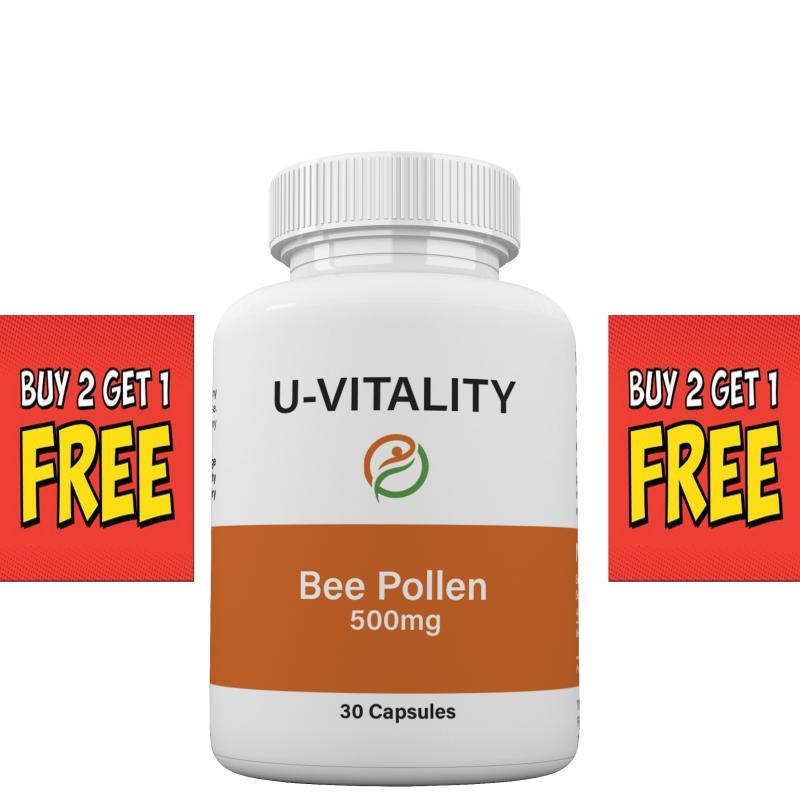 Bee Pollen 500 mg