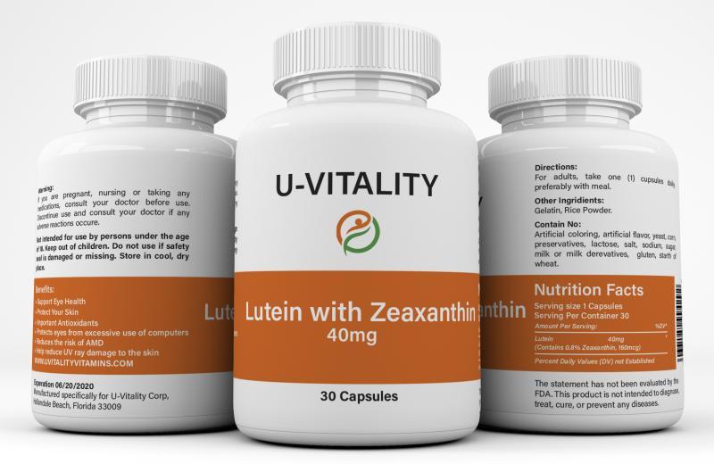 Lutein 40 mg