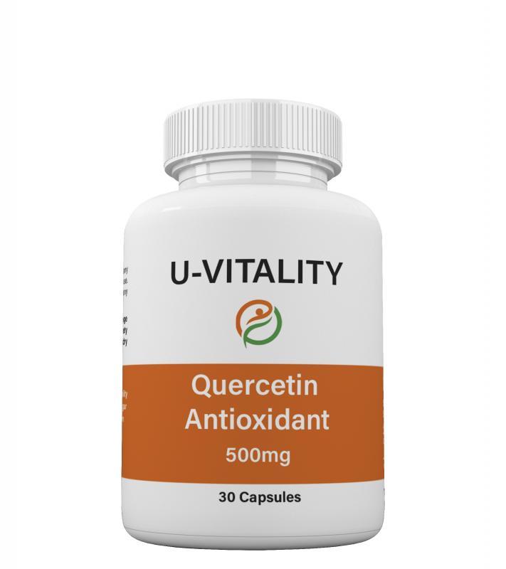 Quercetin Antioxidant 500mg