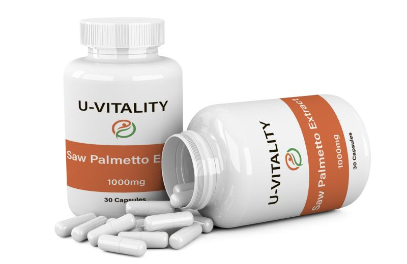 Saw Palmetto 1000 mg